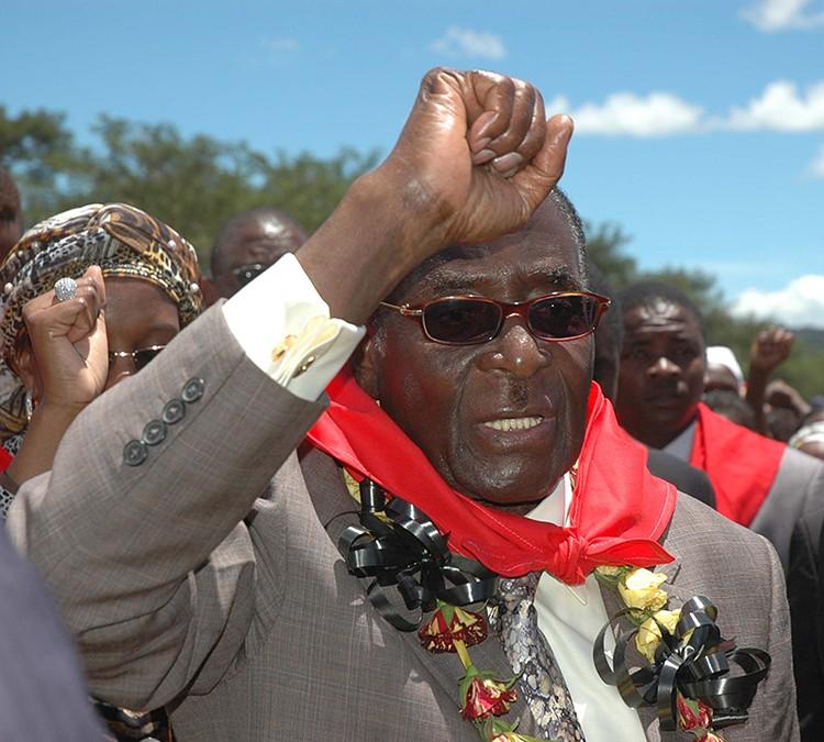 Взяв власть, Мугабе первым делом установил однопартийную систему и расправился с политическими конкурентами