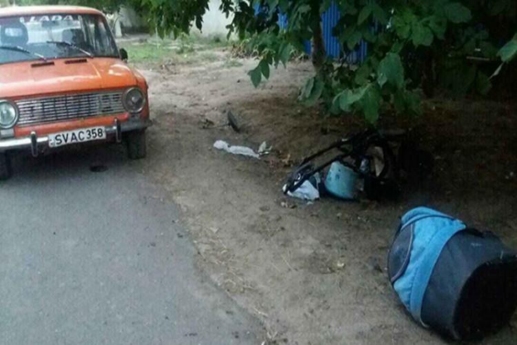 Водитель оказался пьян, а крохотный Глебушка умер по дороге в больницу (Фото: today.md)