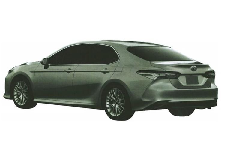 Toyota Camry для России выпускается на заводе в Санкт-Петербурге