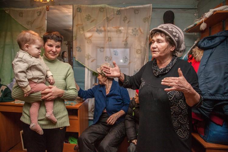 Пермская Мать-Тереза многим здесь заменила родную мать