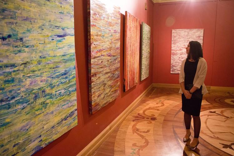 Выставка пробудет в Петербурге до 28 января.