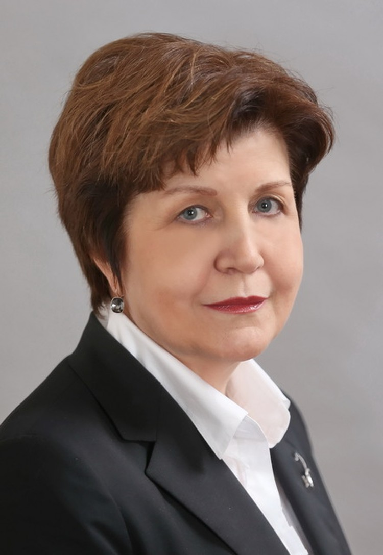 Ляля Габбасова, помощник министра здравоохранения РФ.
