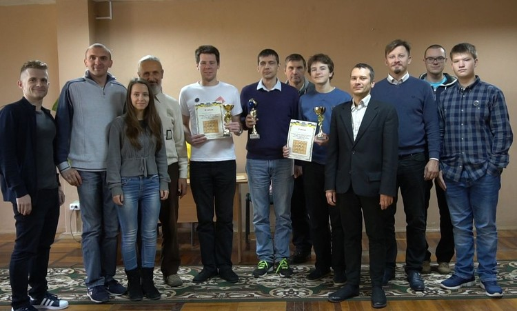 Серебро и бронза Открытого турнира по сёги в Житомире - тоже у белорусов. Фото: shogi.by.