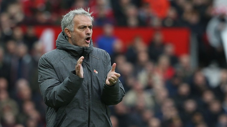 "Жозе Моуриньо хотел помочь ""Крыльям"". Фото: сайт Манчестер Юнайтед"