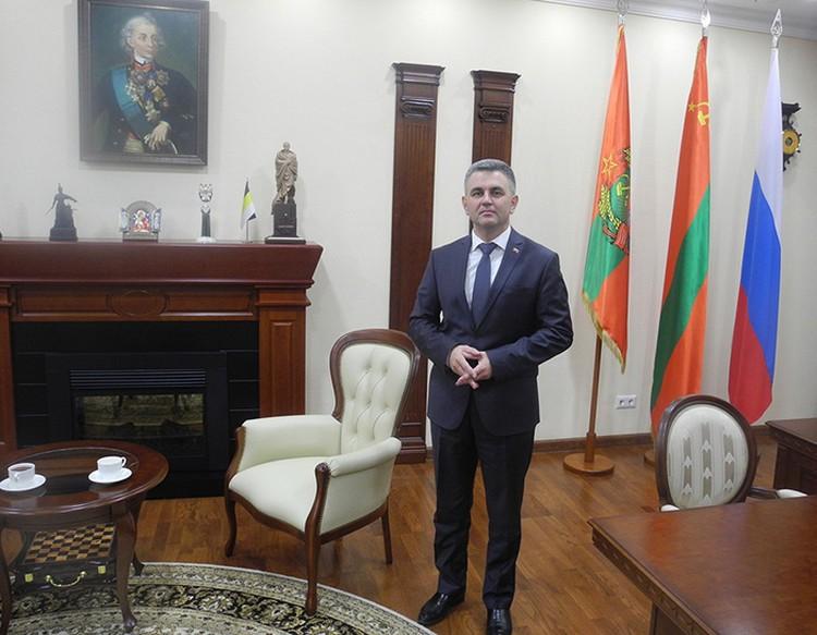 Как и на что выживает маленькая страна спецкору «Комсомольской правды» рассказал президент Приднестровской Молдавской республики