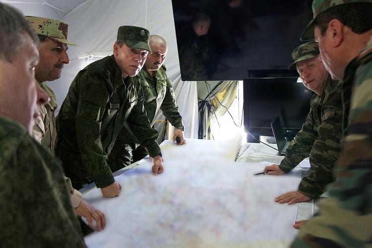 Разгром вооруженных формирований террористов в Сирии, стал одним из главных военных итогов уходящего года