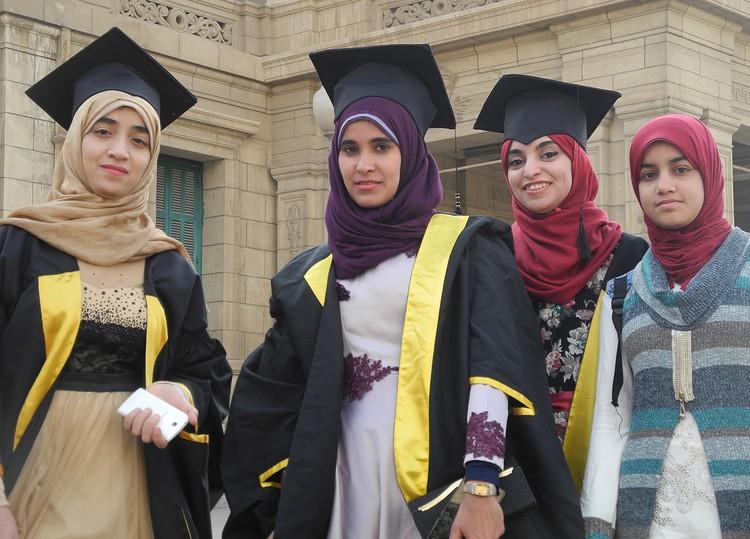 Главным детонатором твиттерной революции были студенты каирского университета