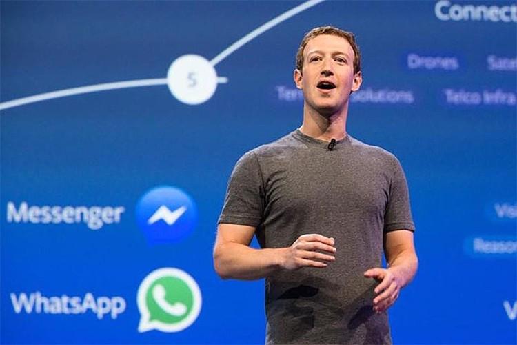 Создатель Facebook Марк Цукерберг