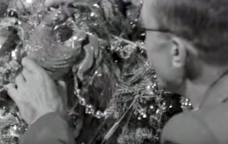 Новое представление о том, как должна выглядеть елка — советские граждане получили из фильма «Сибиряки»