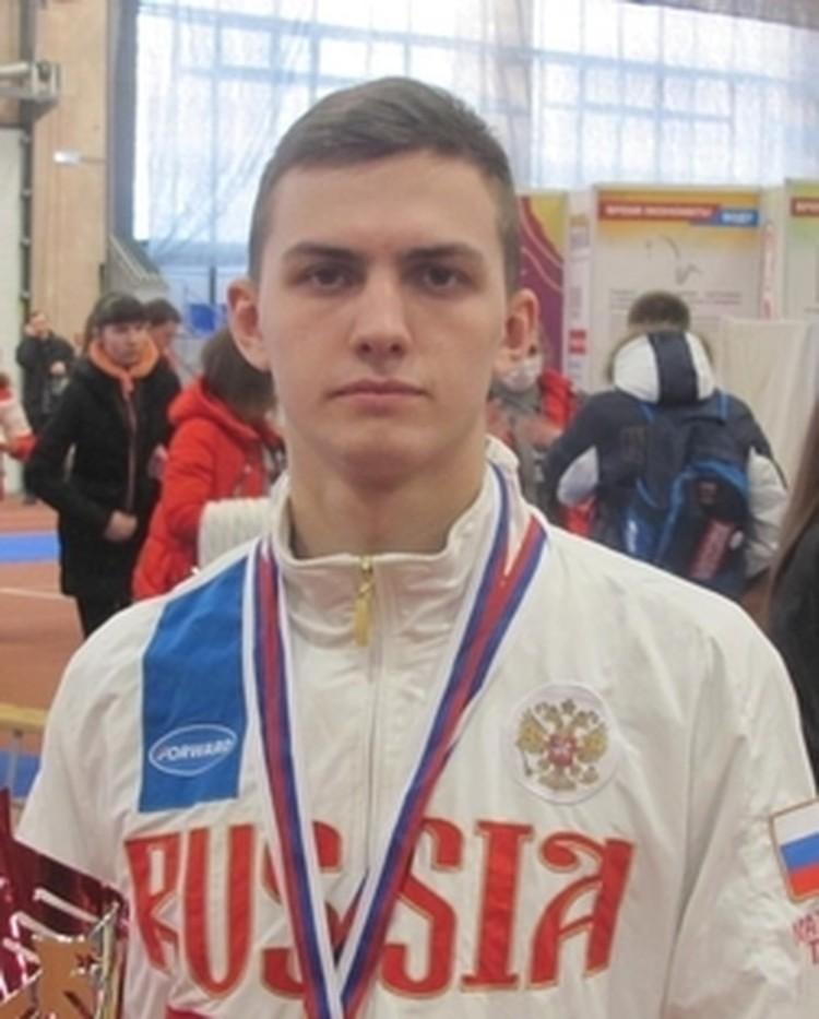 Валерию было всего 20 лет. Фото: с сайта Стрелкового союза России.