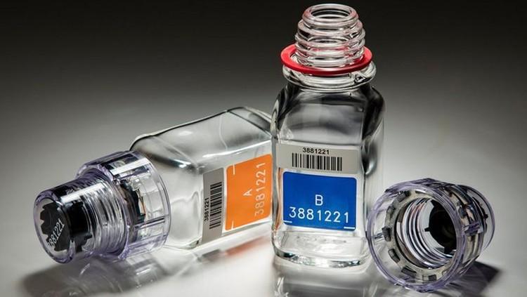 Емкости для допинг-проб. Фото berlinger.com
