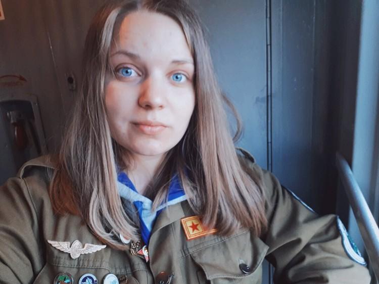 Анастасия Зелянина