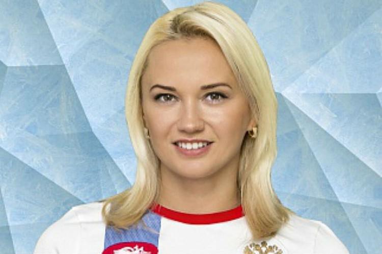 Александра Родионова пока на 17-й строчке. Фото: федерация бобслея России.