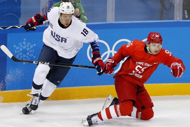 Богдан Киселевич в матче против США