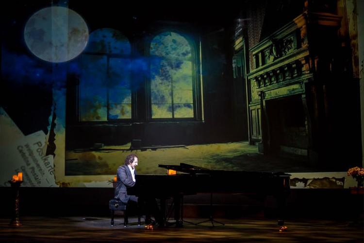 Правнук Алексея Толстого нашел себя в музыке. ФОТО: предоставлено Ириной Прохоровой
