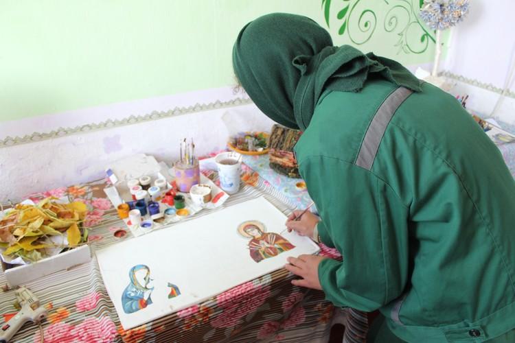 Женская колония в Усть-Лабинске Фото: предоставлено УФСИН России по Краснодарскому краю
