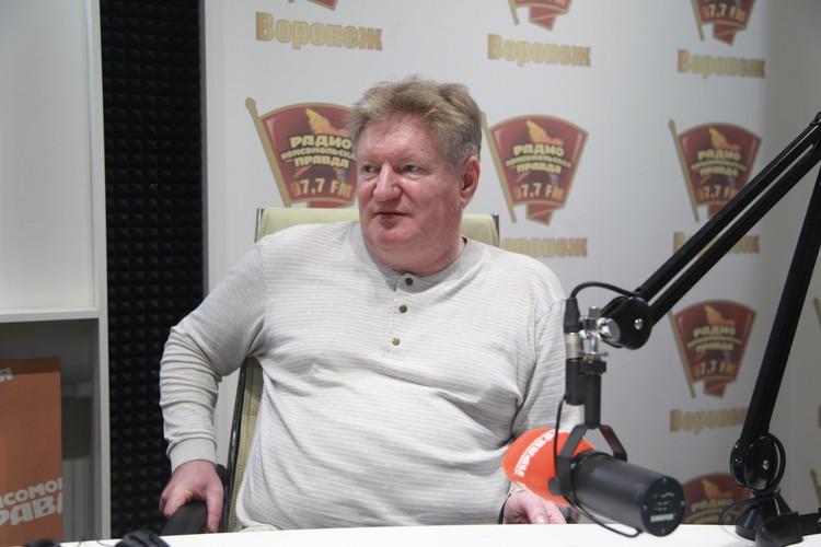 Александр Владимирович Брянцев.