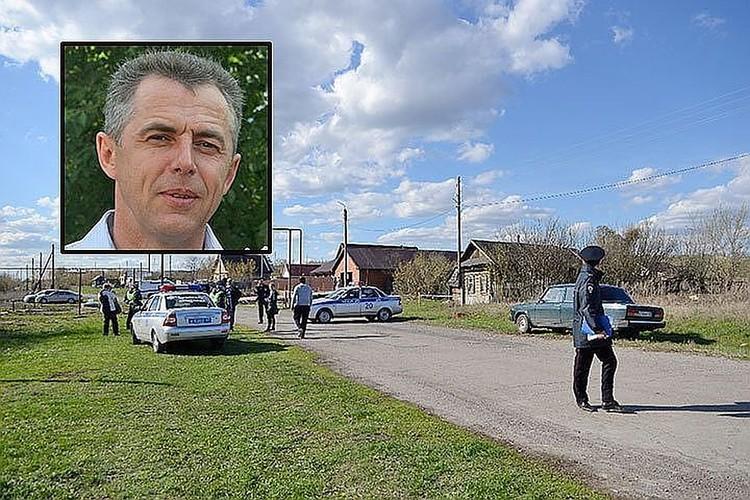 Убийство семьи Андрея Гошта даже опытного полицейского поразило своей жестокостью