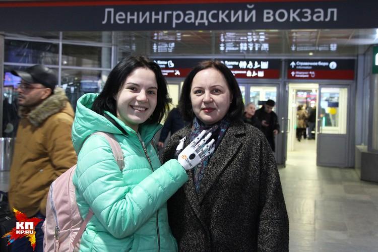 Мама будет с Ритой рядом везде. И в клинике Санкт-Петербурга