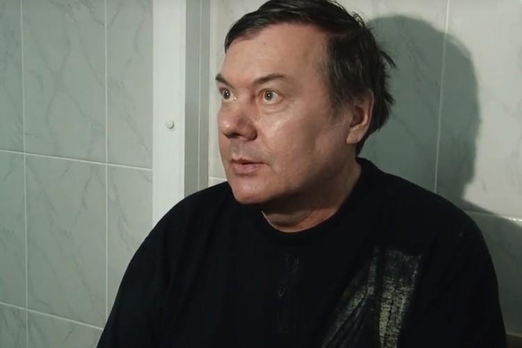 Константин Колабухов спас на пожаре в ТРЦ ребенка