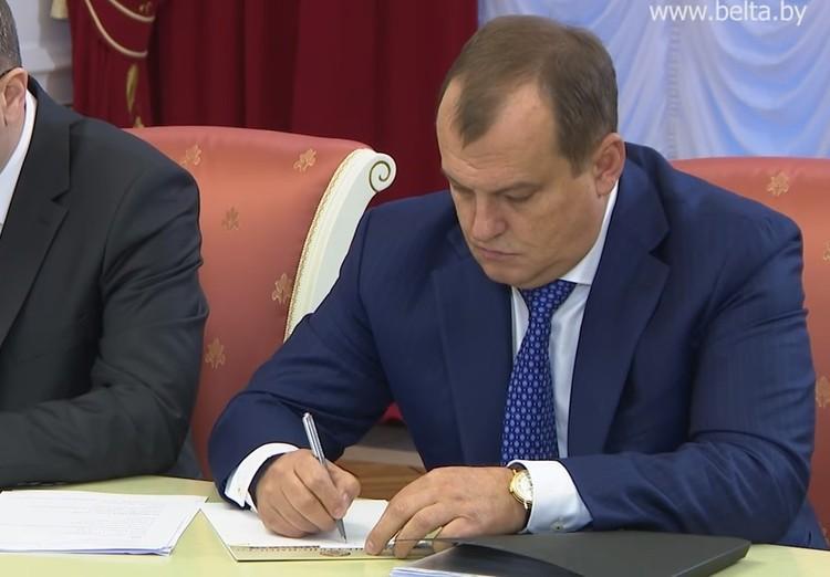 Бизнесмен Алексей Олексин. Фото: БелТА.