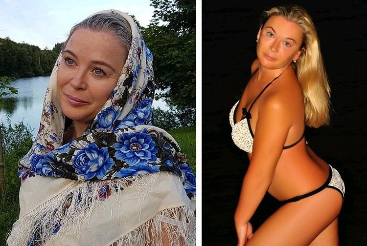 Первая супруга Вороненкова Светлана.
