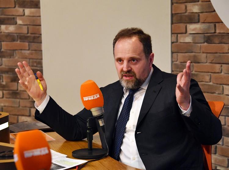 Меньше всех в прошлом году заработали министр природных ресурсов и экологии Сергей Донской