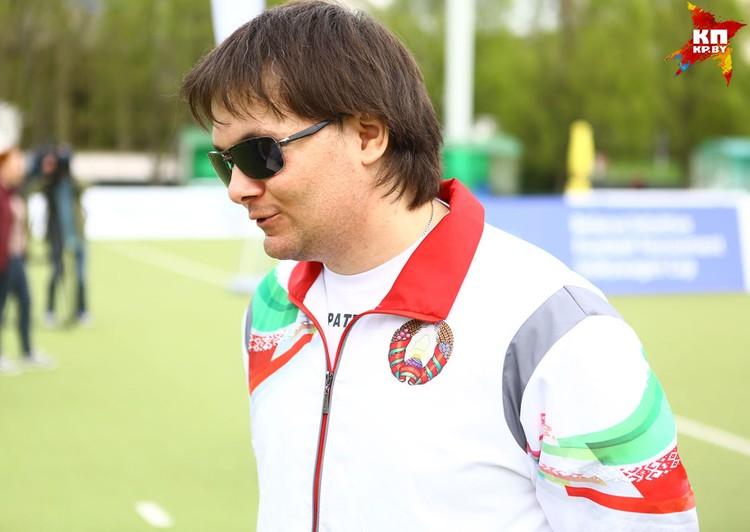"""Юрий Ардынов: """"В нашей команде ребята могут ощущать все эмоции, которые ощущает обычный футболист""""."""