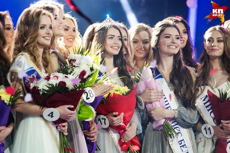 Лучшей девушкой страны стала 20-летняя минчанка Мария Василевич.