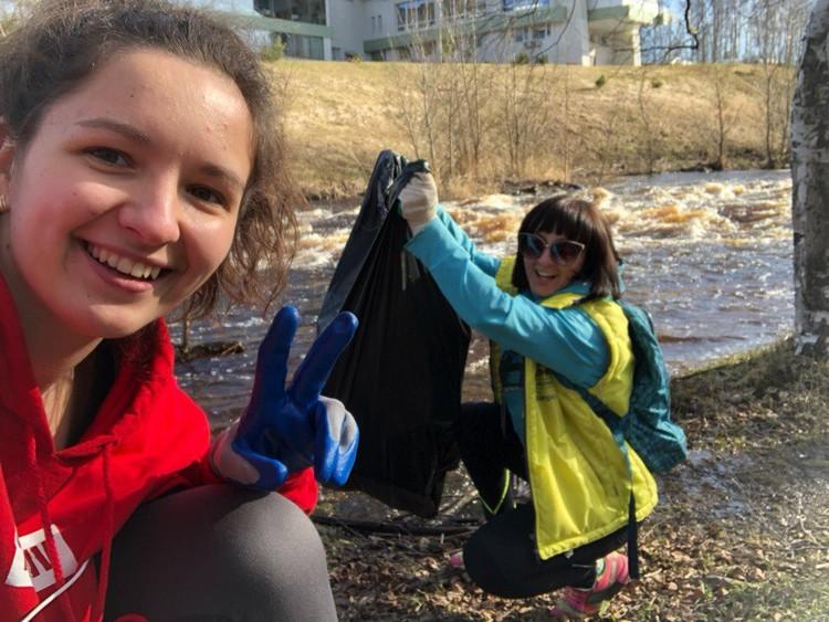 Плоггинг - пробежка, в ходе которой человек, вооружившись мешком и перчатками, собирает мусор