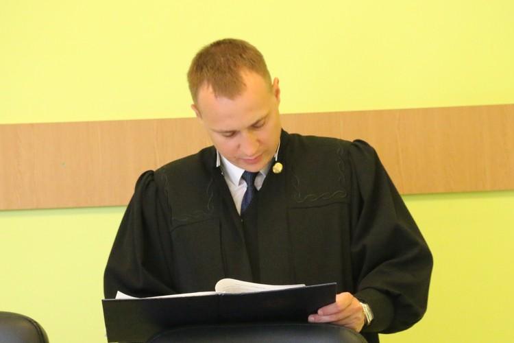 Судья бесстрастно огласил итоговый срок наказания