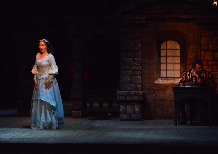 Анастасия Калагина ценит провинциальный театр за искренность