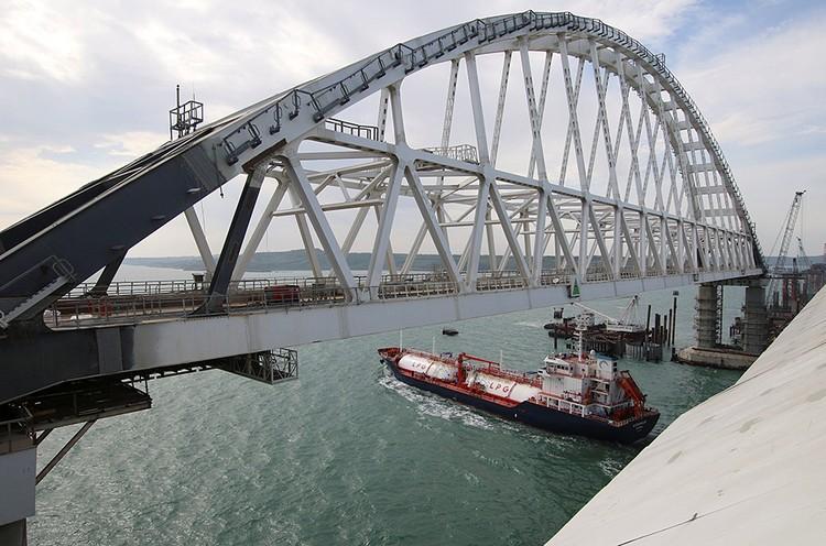 16 мая по мосту промчатся первые автомобили. Дорога будет открыта для всех, начиная с 5:30