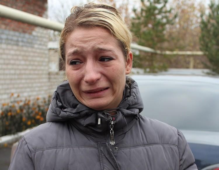 Мать Полинки сильно переживала, когда не могла попасть в Челябинск. Но потом о дочери забыла...
