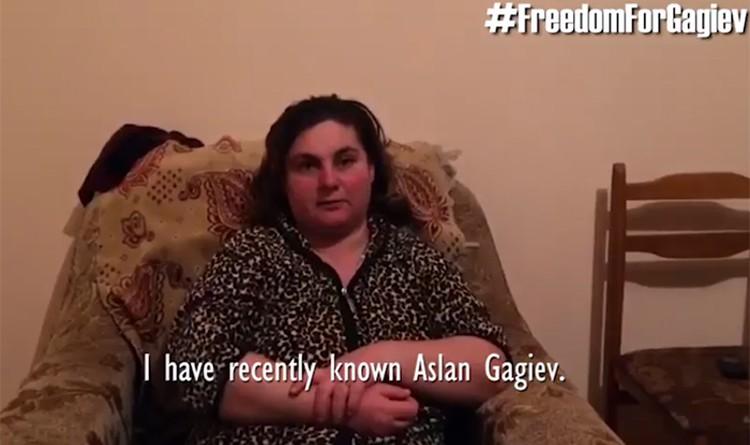 Будучи в Австрии, Гагиев даже флеш-моб в свою поддержку развернул, пытался убедить австрийцев, что он жертва режима