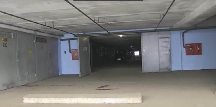 620 тысяч долларов нашли в гараже. Фото: скриншот видео КГБ