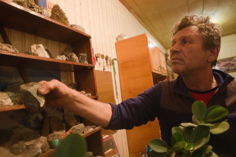 Владимир Пугин раньше возглавлял геологоразведочную партию