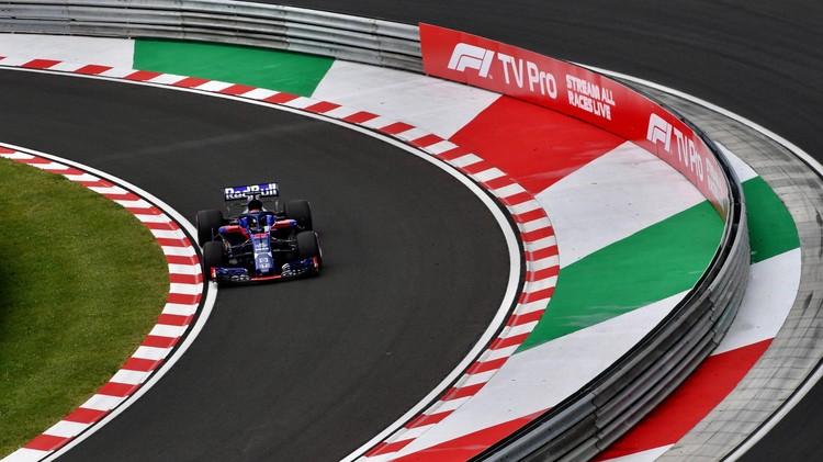 Гонка в Хунгароринге обещает стать увлекательной. Фото: Formula1.com