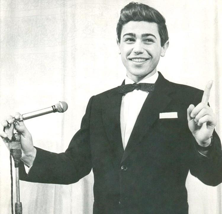 Евгений Петросян в 1965 году. ФОТО e-petrosyan.ru