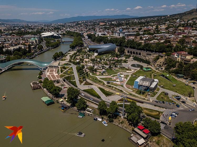 Тбилиси сегодня