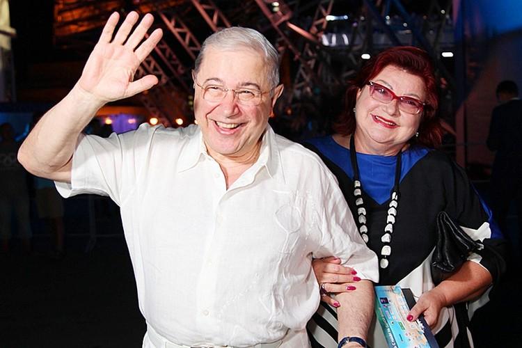 Гонорары Петросяна и Степаненко выросли вдвое после новости о разводе