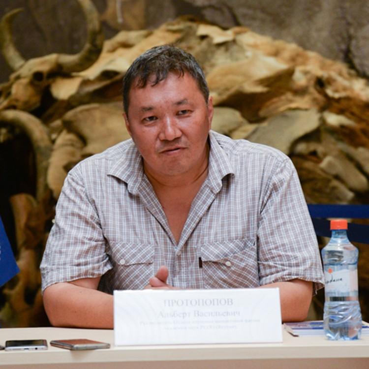 Альберт Протопопов. Фото: Иван Барков, Якутия.инфо