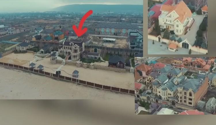 Предположительная собственность Сулейманова. Скрин-фото: видео из соцсетей