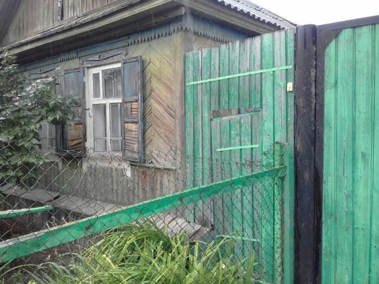 Этот дом сняли волонтеры. Фото: Наталья Михайлова.