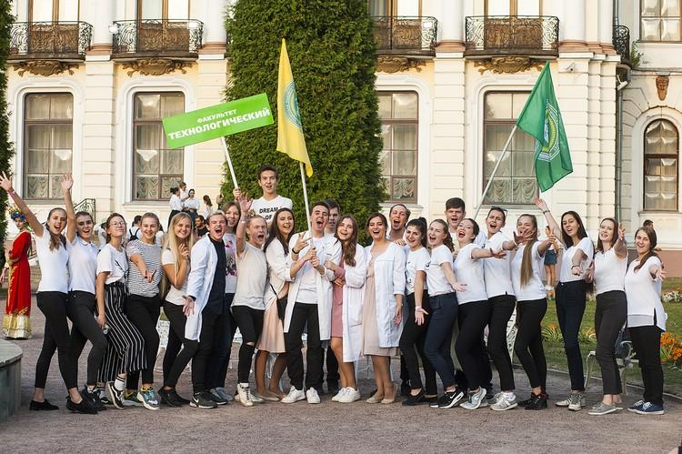 К дружной семье Тимирязевской академии присоединились 3 тысячи новых учащихся. Фото: timacad.ru.