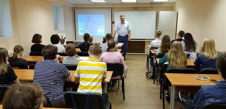 До конца года преподаватели и ученые Тимирязевской академии проведут для школьников 60 занятий. Фото: timacad.ru