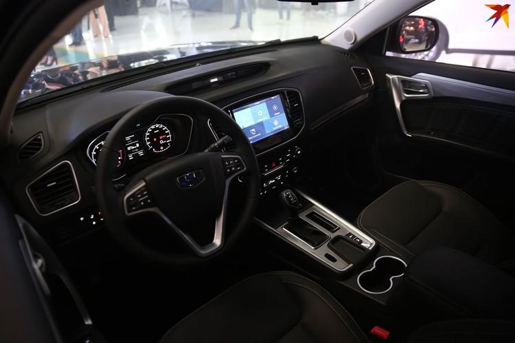 Цена машины – от 31 до 36 тысяч рублей.