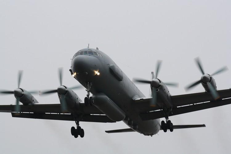 Разбившийся в Сирии самолет Ил-20 ВКС России.