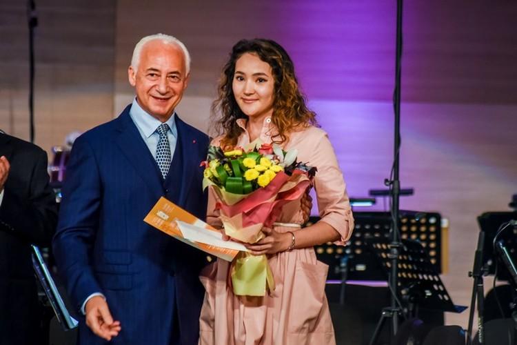 Уфимка Асия Гарипова была удостоена специального приза конкурса