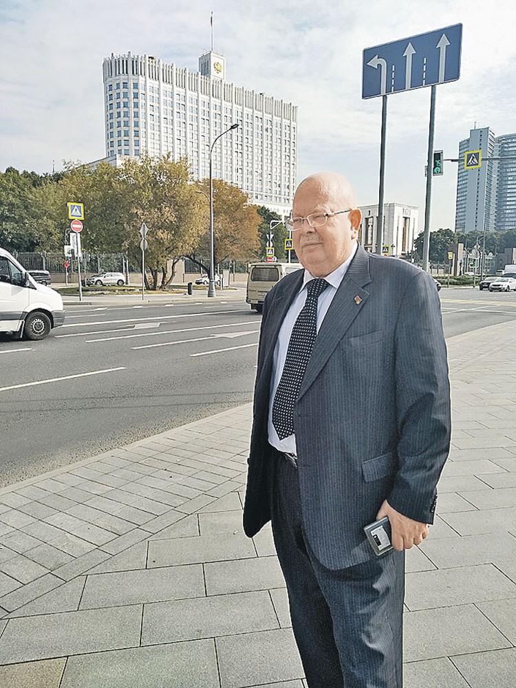 Леонид Прошкин.